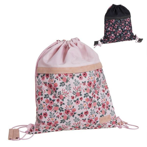 Mochila Gym Bag Rose